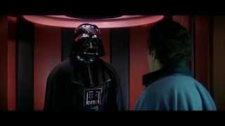 Darth Vader with Bane