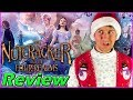The Nutcracker and the Four Realms (2018) - Movie Review |Disney's Holiday Failure?|