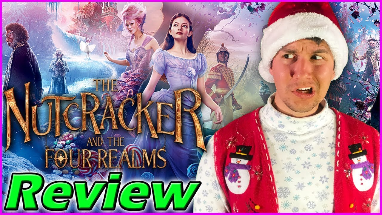 The Nutcracker and the Four Realms (2018) Movie Review |Disney's Holiday Failure?|