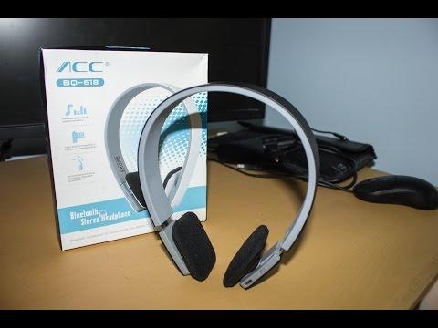 AEC BQ-618 Bluetooth  Headphone