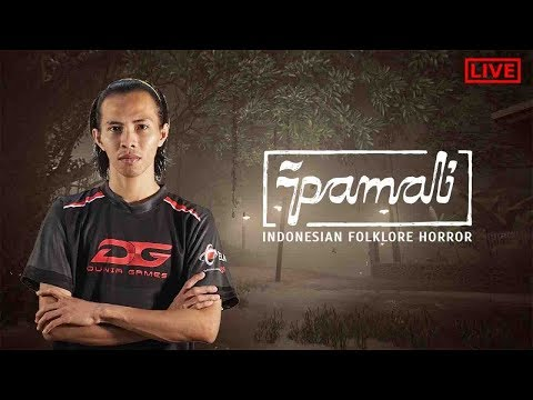 Live Stream Game Horror Pamali Asli Buatan Indonesia