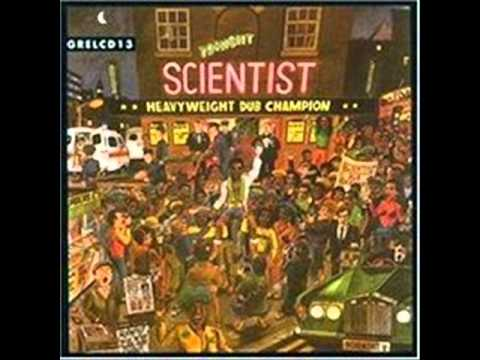 Scientist - Heavyweight Dub Champion - Upper Cut