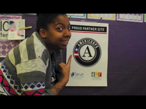 AmeriCorps Day in the Life: Generations of Learning at CCF 2015
