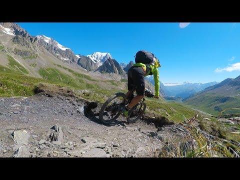 Traversée intégrale des Alpes - slovénie-Nice Tito Tomasi