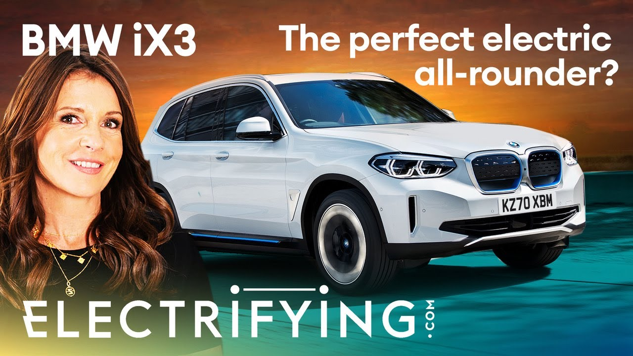 BMW iX3 SUV 2021 in-depth review: The perfect all-rounder? / Electrifying