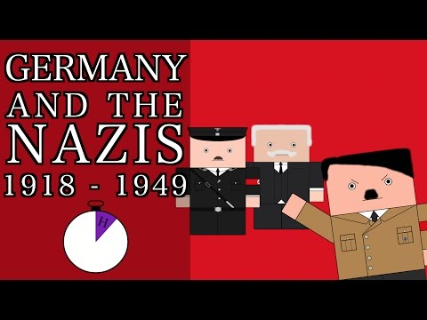 Ten Minute History - The Weimar Republic and Nazi Germany (S