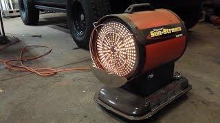 Sun-Stream Heater - Review