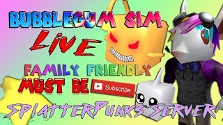 (Roblox) BubbleGum Sim! Water Egg Giveaway! //Must-Be-Sub// (RoadTo1500)