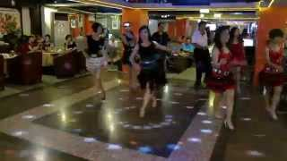 BACHATANGO MIO Line Dance (Ira Weisburd)