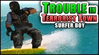 Der König der Wellen! | Trouble in Terrorist Town! - TTT | Zombey