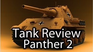 [CZ] Gottwy hraje ! World of Tanks - Tank review -Panther 2