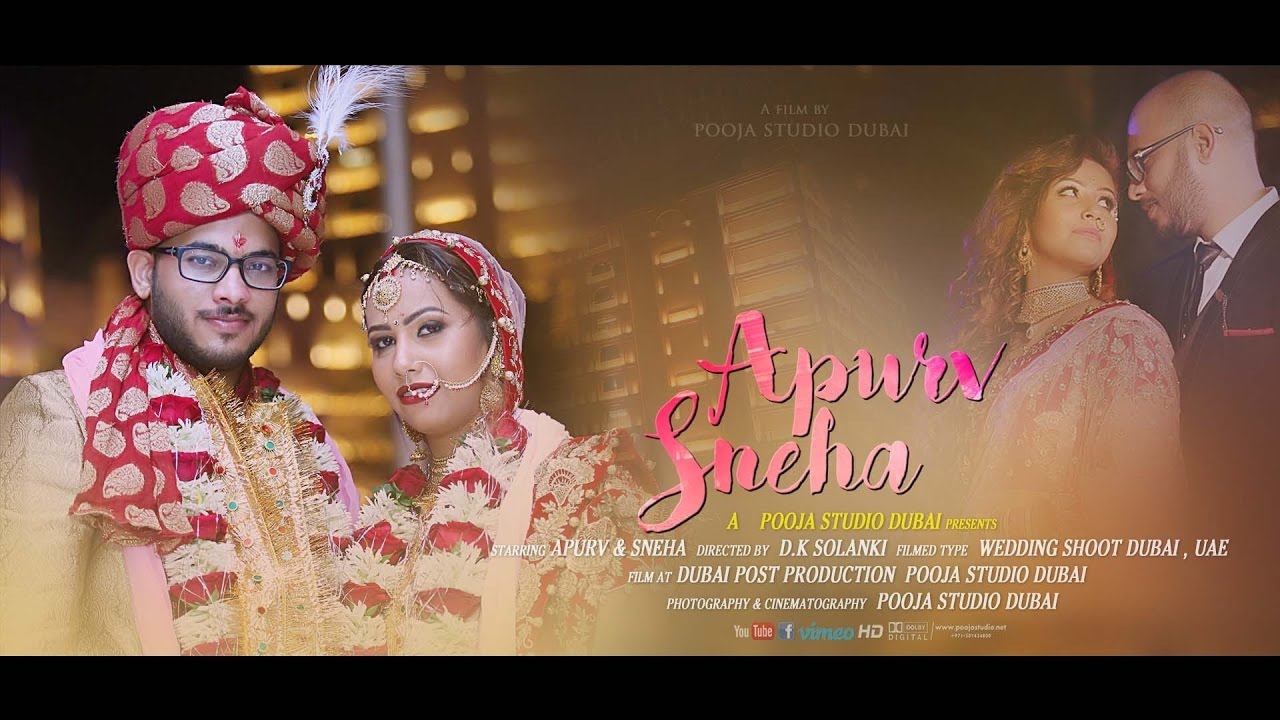 Apurv Sneha Wedding Journey Ras Al Khaimah 2016