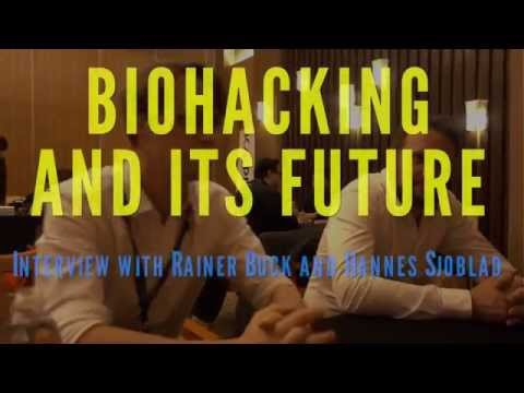 Biohacking & Its future:  with Rainer Bock and Hannes Sjoblad  Digit.in