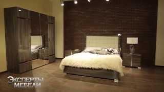 видео Мебель для спальни Италия