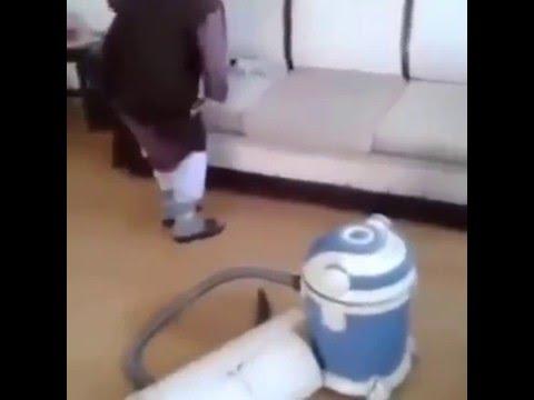 Temizlik Yaparken Biz :)