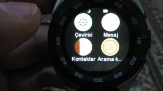 No.1 G5 Akıllı Saat İncelemesi
