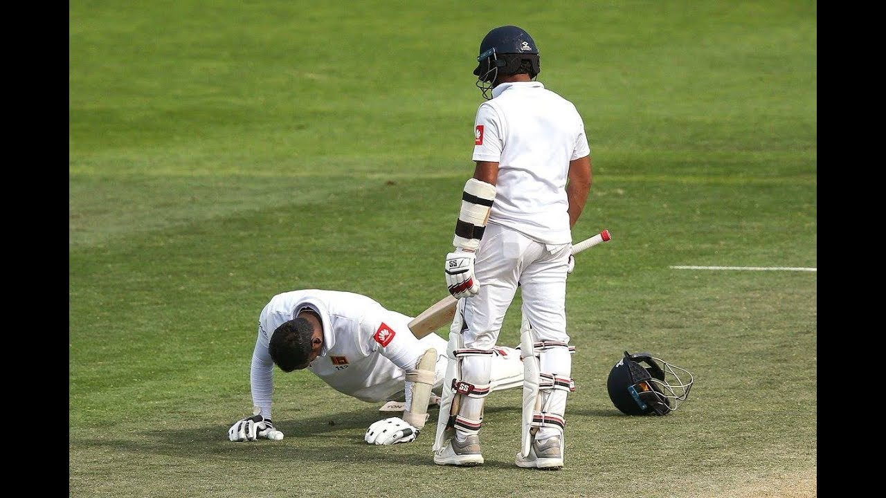 b0c30de6 Incredible concentration from Mathews & Mendis – 1st Test: Day 4 ...