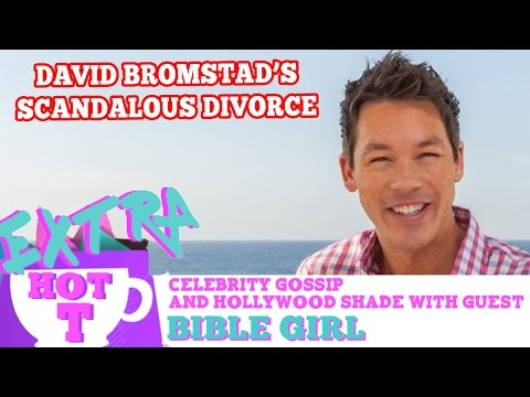 HGTV Star David Bromstad's Scandalous Divorce: Extra Hot T With Bible Girl | Hey Qween