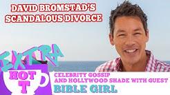 HGTV Star David Bromstad's Scandalous Divorce: Extra Hot T with Bible Girl | Hey Qween