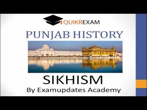 L1:Punjab History-Sikhism