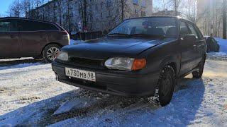 Мой первый авто! Ваз 2114