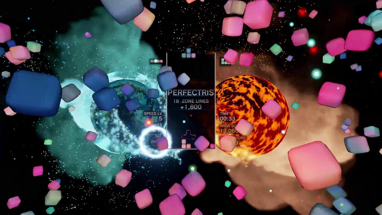 Tetris® Effect 론칭 트레일러 (4K)