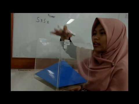 Workshop Matematika_Pembuktian Volume Limas