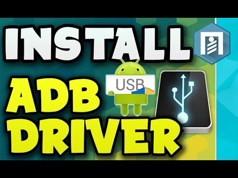 How To Install ADB Driver Of Any Device On PC | ADB DRIVER INSTALLER