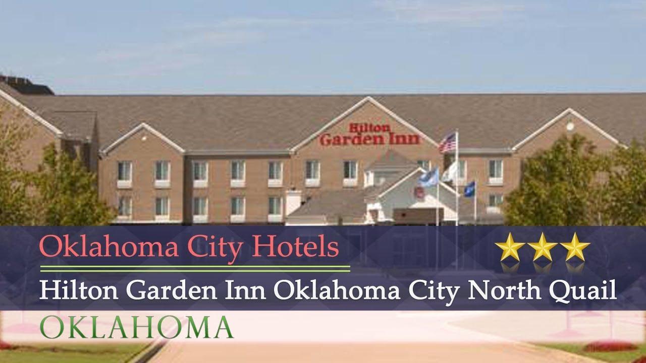 Hilton Garden Inn Oklahoma City North Quail Springs Oklahoma City Hotels Oklahoma Youtube