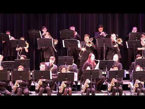 Norco High School Jazz Band - 8th Grade Night 2019