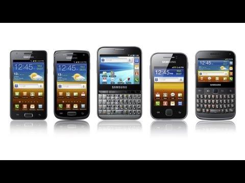 IFA: Samsung Galaxy telefony