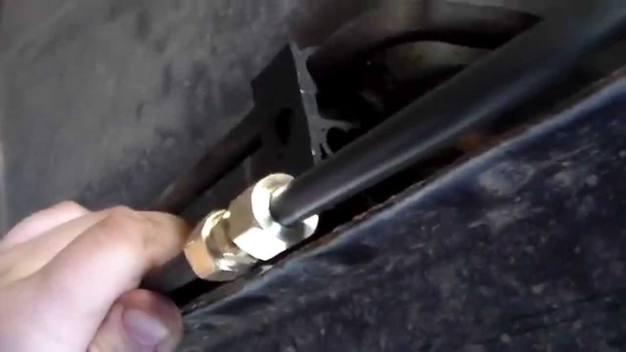maxresdefault fixing a fuel line youtube