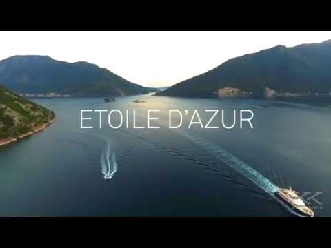 Yacht ETOILE D'AZUR for charter