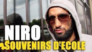 """Niro - Ses souvenirs d'école (Episode 5) : """"En Français, je faisais des bêtes de rédaction""""..."""
