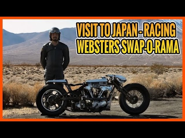 Born To Ride Episode 1197 - BTR Worldwide Japan - BTR News Desk Racing - Swaporama and the Shriners