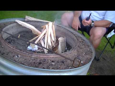 RV Camping Northern Michigan and Michigan's Upper Peninsula August  2014