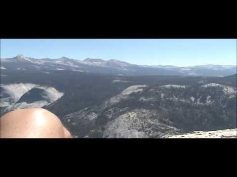 Old JROTC - Half Dome - Yosemite National Park