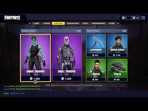 Fortnite What Happens When The Weekly Items Reset