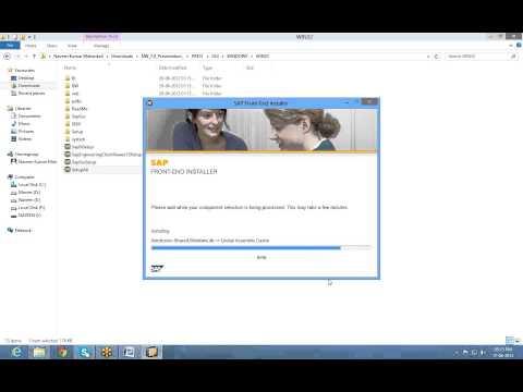 SAP GUI Installation