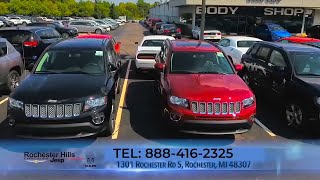 Rochester Hills Chrysler Jeep Dodge Ram