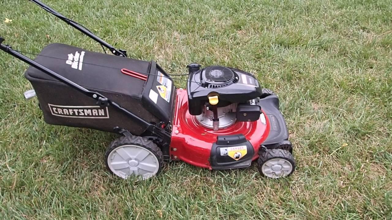 Sears Craftsman Lawn Mower Kohler