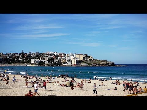 From Redfern to Bondi Beach