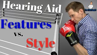 Hearing Aid Features vs. Style | Signia Styletto Connect