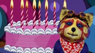 Открытки скачать бесплатно без регистрации день рождения. Прикольные видео открытки.