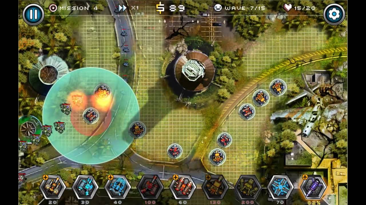 Download Tower Defense Zone 2 - TD game in 2016 - Map 4