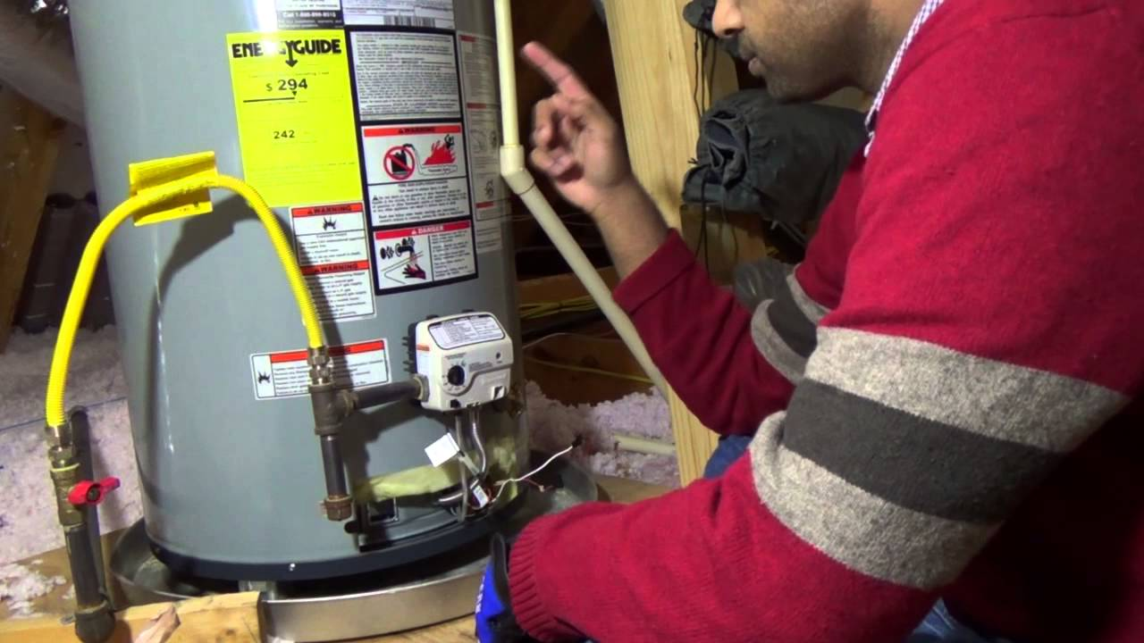 read descriptions for imp info vol 2 preparation valve thermostat replace gas water heater youtube [ 1280 x 720 Pixel ]