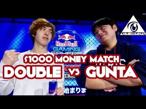 [Tekken 7] $1000 MONEY MATCH - Double (Law) vs Gunta (Geese)