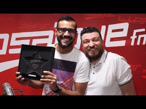 بسام الحمراوي أفضل كوميدي في 'رمضان أواردز 2018'