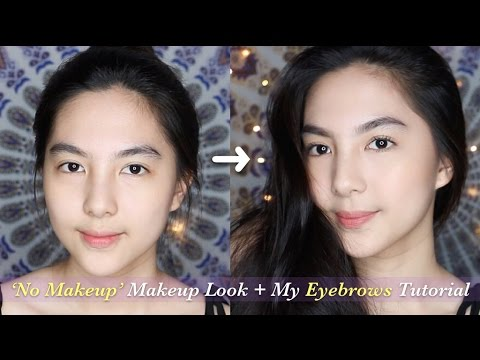 Tutorial: How to Master The No Makeup Makeup Look