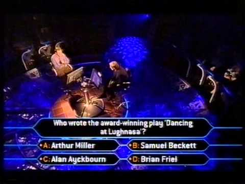 Who Wants To Be A Millionaire? 16th February 2002